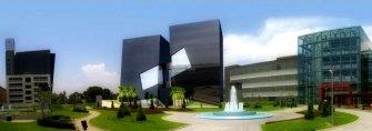Torre Cincuentenario Universidad de Lima   Fachada
