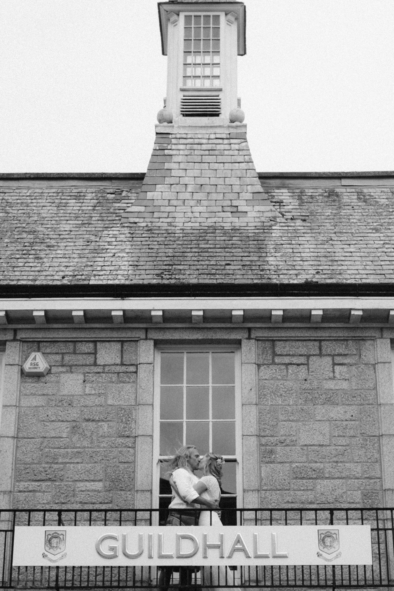 Amy and James St Ives Guildhall