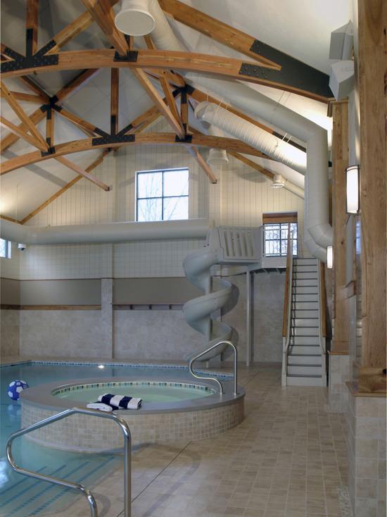 Family Recreation Building Indoor Pool (Grand Rapids)