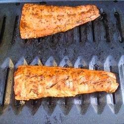 Seafood – Miso Glazed Salmon