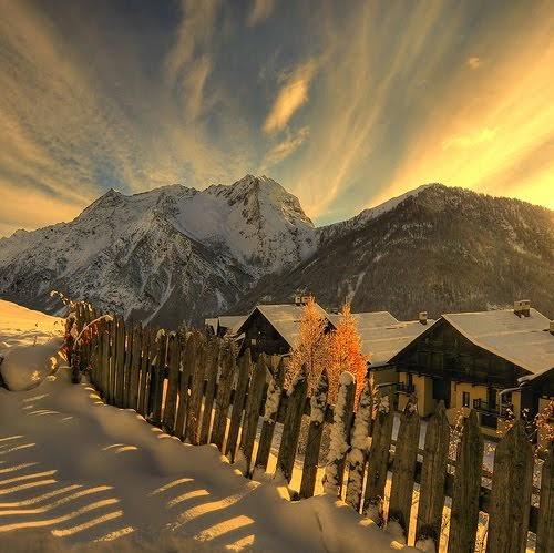 Winter Twilight, Sweden