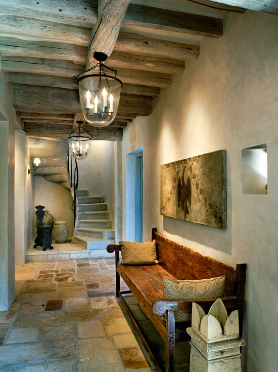 Antique Stone Staircase (Phoenix)