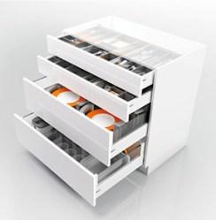 Ντουλάπι βάσης για εργαλεία κουζίνας