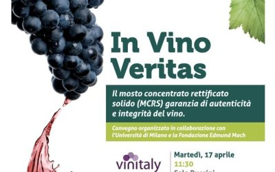 In vino veritas con Naturalia Ingredients
