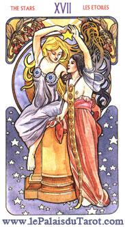 Tarot Art Nouveau Tarot 1900 EUR