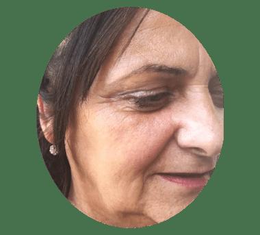 Modèle, massage Kobido