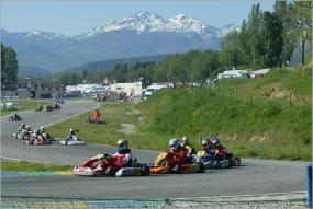 Vacances nature et faire du karting en plein air dans l'Ariège