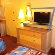 chambre hotel santa fe cars disneyland paris room