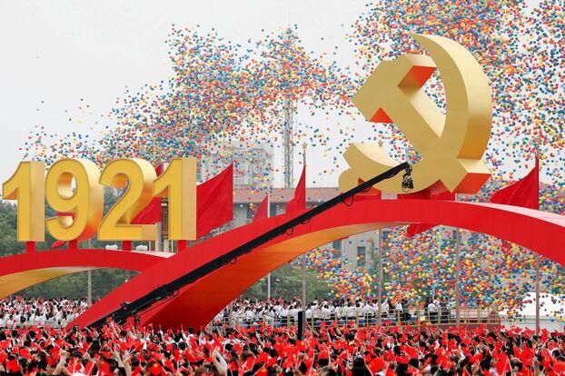 La Chine fête les 100 ans du Parti communiste et le «nouveau monde» qu'elle a créé - Le Parisien