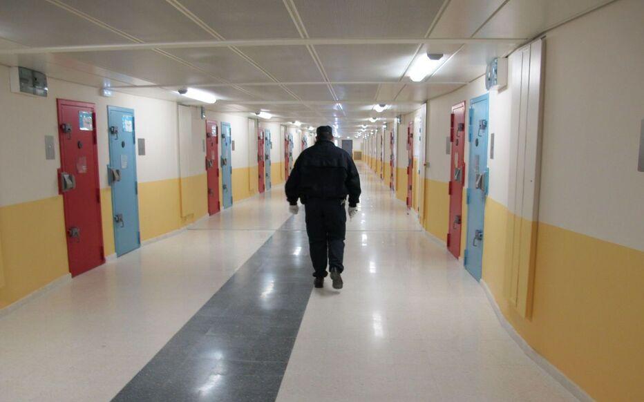 Maison d'arrêt de Fleury-Mérogis. La surveillante pénitentiaire ne travaille plus dans l'aile où elle a été agressée.