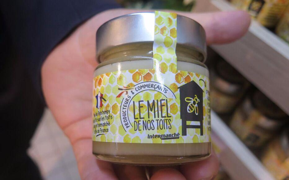 ile de france achetez du miel produit