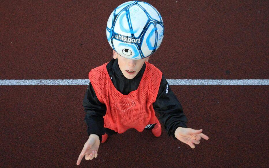 jeunes footballeurs