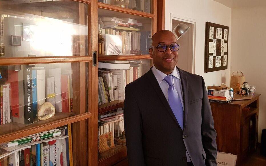 Bessancourt, ce lundi. Élie Domergue souhaite « apporter une nouvelle façon de faire la politique » à Bessancourt.