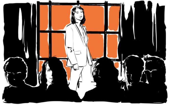 Illustration Stéphane Manel pour le week-end parisien