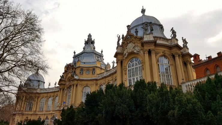 Budapest, capitale de la Hongrie