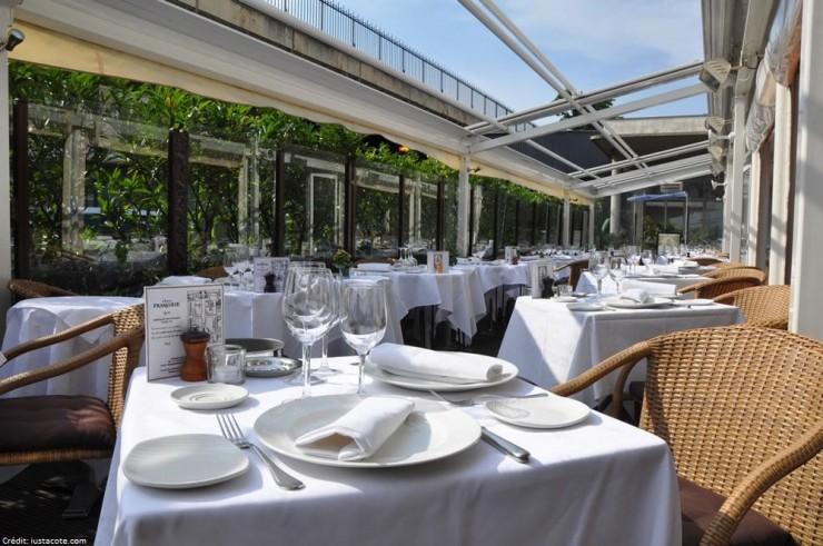 Restaurant Chez Françoise à Paris