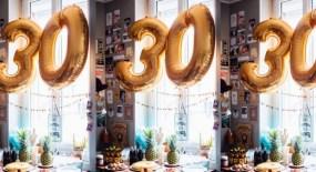 Au fait, j'vous ai pas dit…  …que je vais avoir 30 ans ?