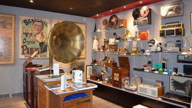 Le musée du Phonographe
