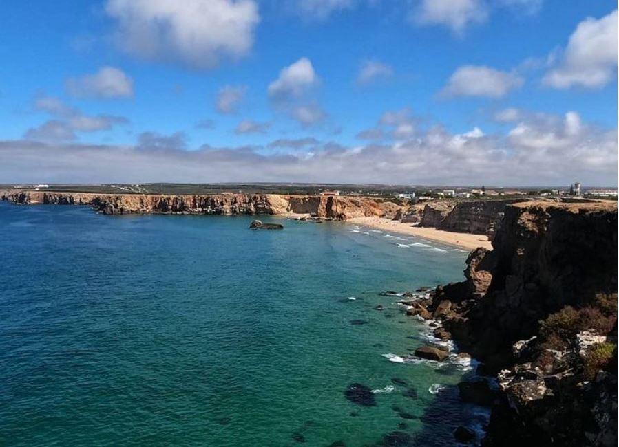 L'Algarve dans le sud du Portugal