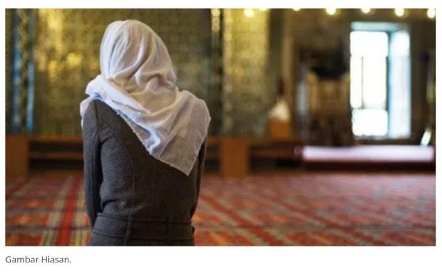 Wanita Ini kongsi Saat Ditegur Solat Tanpa Telekung Di Surau..Jawapan 'pedas' dari wanita ini buat ramai tercengang.