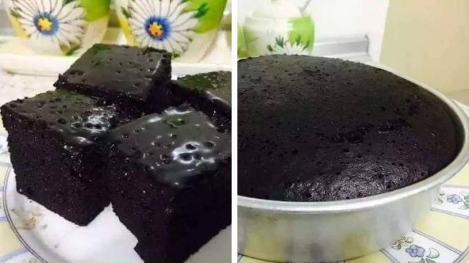 Resepi Kek Coklat Moist Kukus Paling Sedap