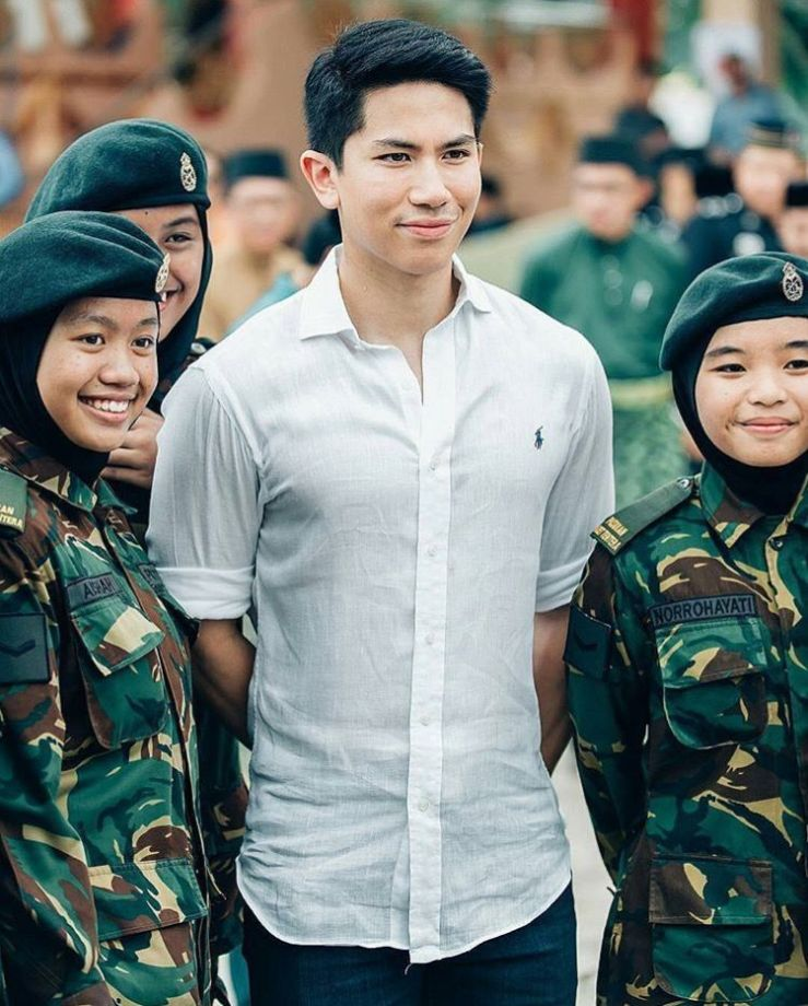 Prince Mateen ; Photo credit to owner | Selebritas, Militer, Suami ...