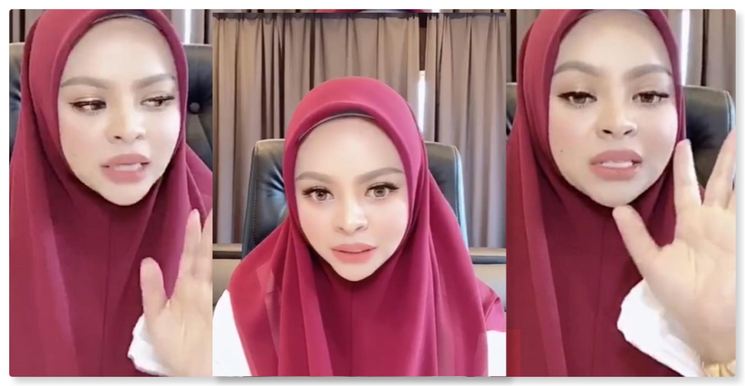 """Tak Payah Lah Sampai Kena Menggoncangkan Buah Dada, Pakai Separuh B0gel,""..- Siti Sarah_5f369412e577b.jpeg"