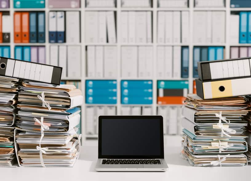 Durée conservation documents entreprise