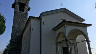 Photo of La parrocchiale di S. Apollonio in Odeno