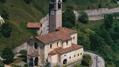 Photo of La parrocchiale di S. Michele Arcangelo in Lavino