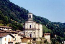 """Photo of Il restauro della pala raffigurante """"San Giuseppe con Bambino Gesù e Santi"""" a Ono Degno"""