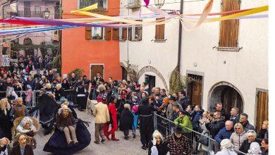 Photo of Bell'Italia N393 – Un mondo antico in maschera