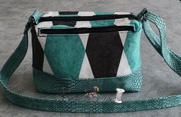 Le petit atelier de Lily sac bleuet