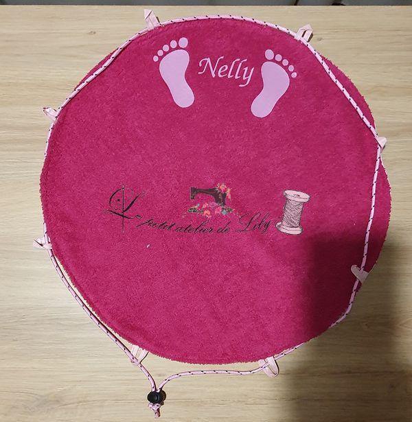 Le petit atelier de lily tapis de piscine personnalisé NELLY