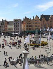 En route pour Bruges