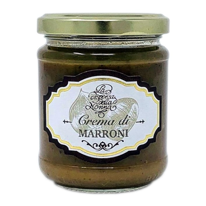 CREMA DI MARRONI La Dispensa Della Nonna