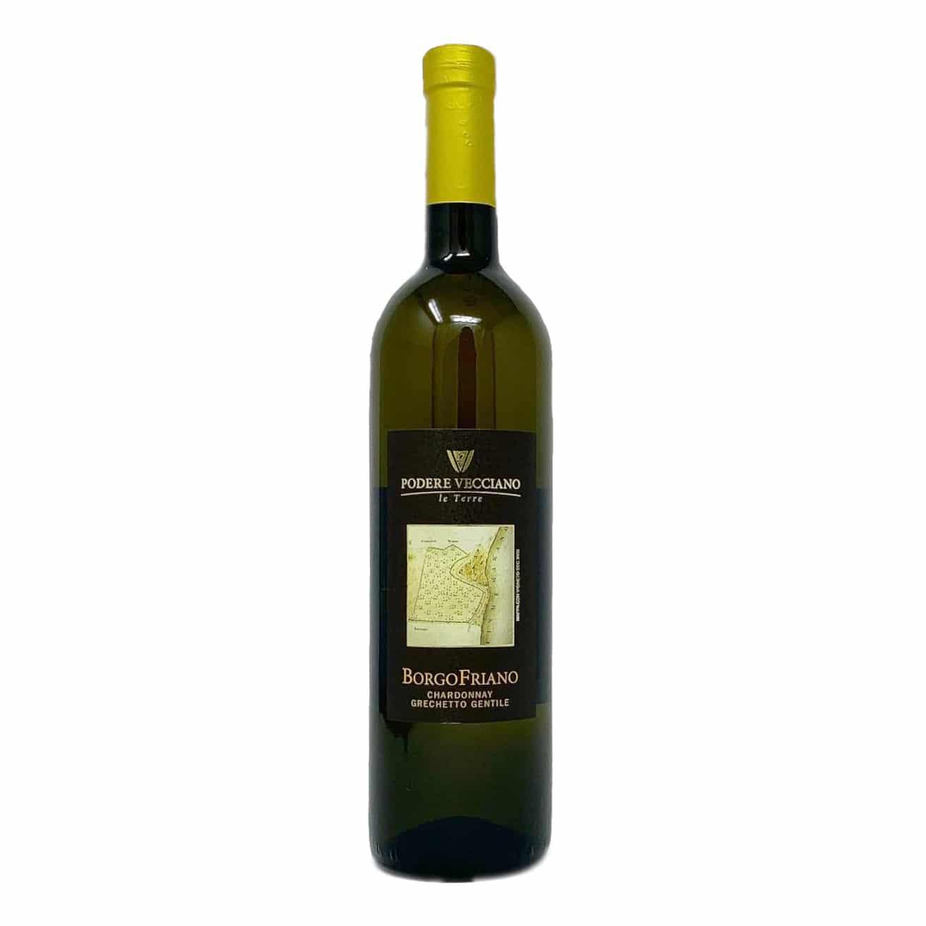 BORGO FRAIANO Chardonnay Grechetto Gentile IGP BIO Podere Vecciano
