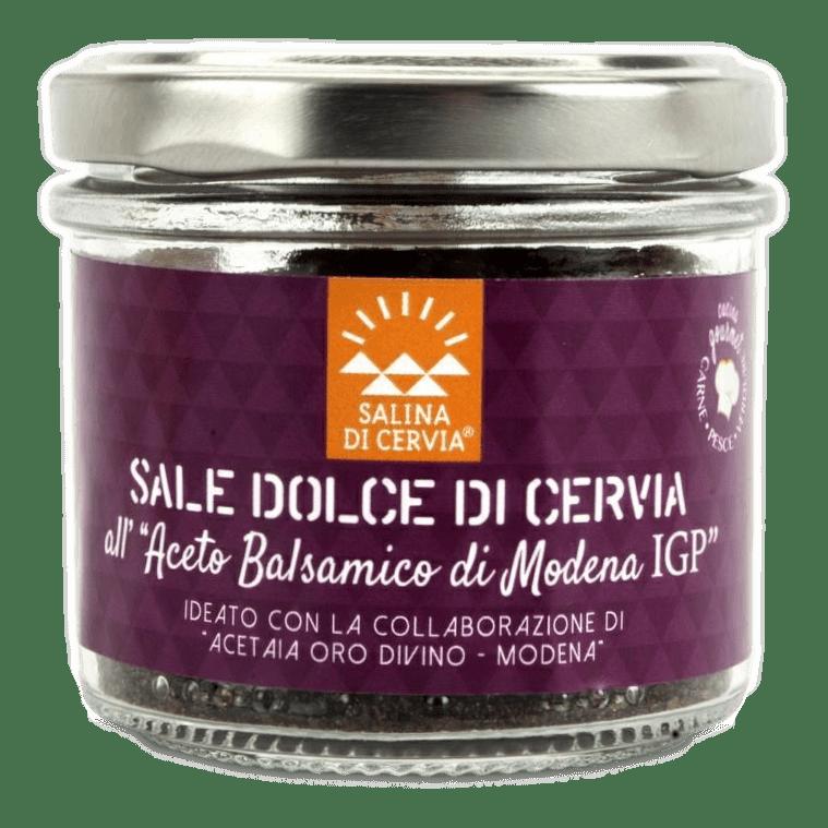 SALE DI CERVIA ALL'ACETO BALSAMICO DI MODENA IGP