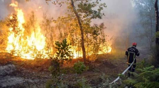 Limiter le risque d'incendie accru en période de fortes chaleurs. ( Ph/Archives).