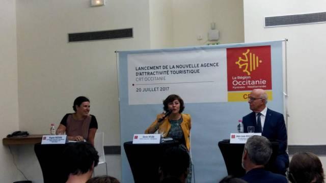 Le 20 juillet, lancement du Comité Régional du Tourisme d'Occitanie