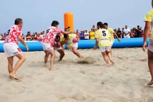 1er Match de la journée Port-Barcarès contre Palavas les flots