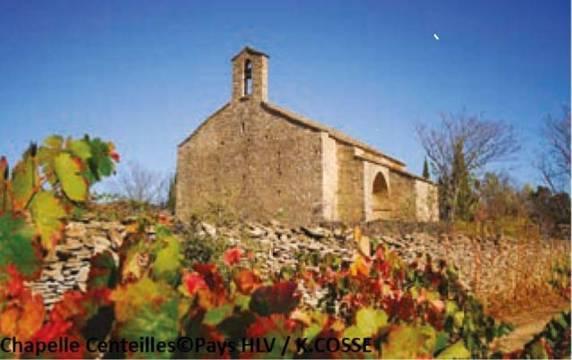 La chapelle Centeilles