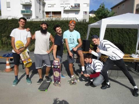 Games of Skate un beau projet jeunesse
