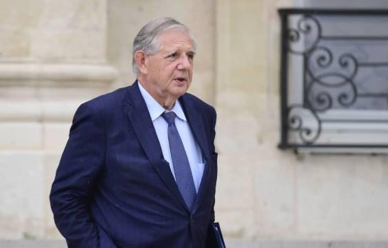 Le ministre à la Cohésion des territoires Jacques Mézard a présenté mercredi sont nouveau plan logement (Photo d'illustration: AFP)