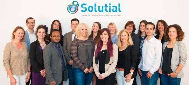 L'équipe Solutial