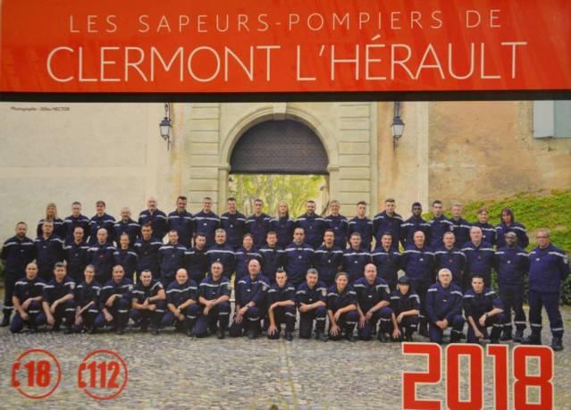 Calendrier clermontais 2018