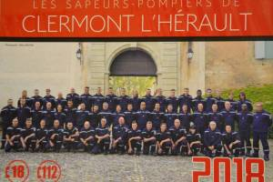 Calendrier clermontais 2018