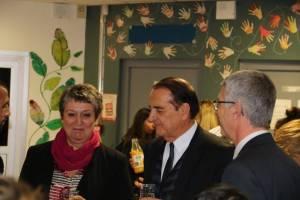 Marie Passieux, Kleber Mesquida et Philippe Hippert