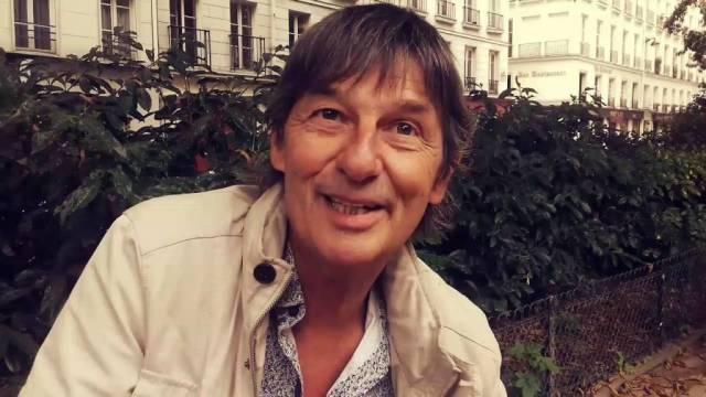 L'écrivain Yvon Taburet.