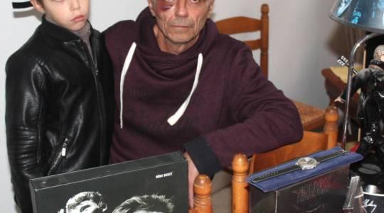 Nous avons rencontré Pascal Rouam et son fils à Albias.